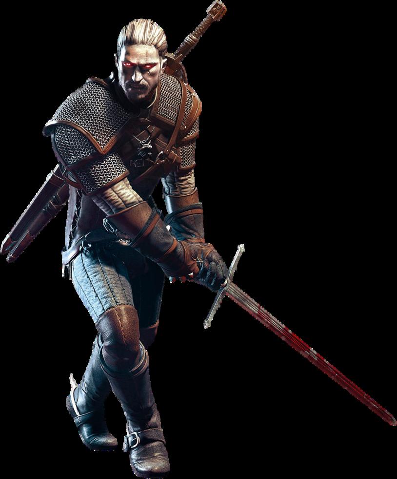Geralt Of Rivia 2 By Ivances On Deviantart The Witcher Geralt Of Rivia The Witcher 3