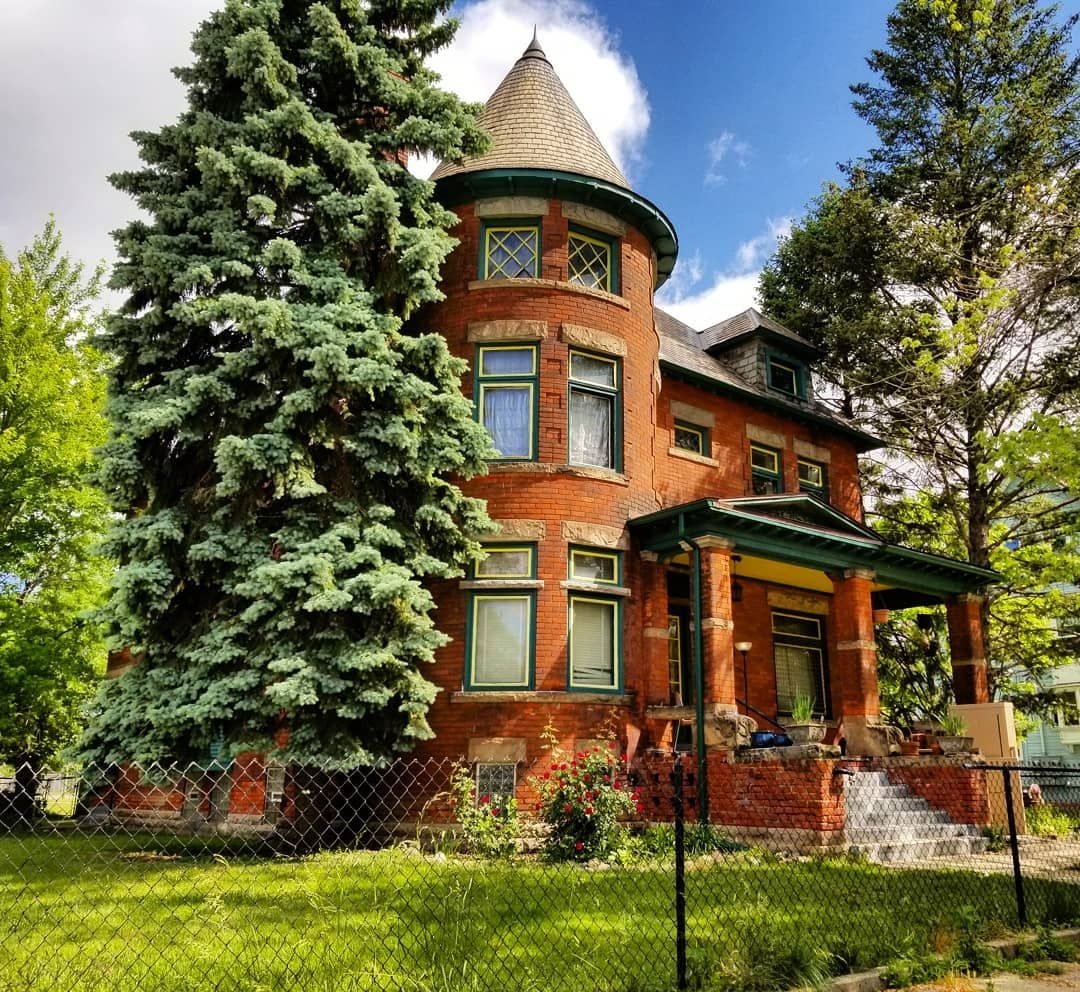 A lovely queen annestyle home in detroits north end