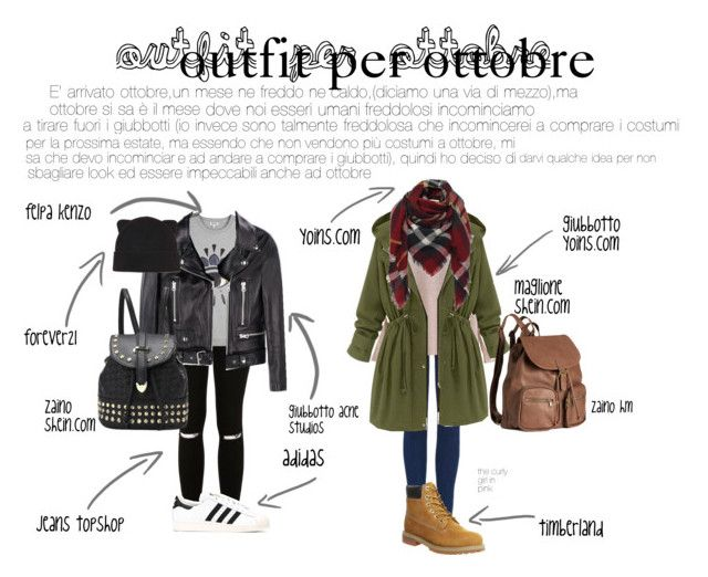 """""""for my blog thecurlygirl.wordpress.com"""" by thecurlygirll on Polyvore featuring moda, Miss Selfridge, Kenzo, Acne Studios, H&M, Forever 21, Timberland e adidas"""