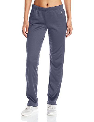 9f9564e9dcdc3 Soffe Womens Tech Fleece Pant Gun Metal Small >>> Visit the image link more  details.(This is an Amazon affiliate link and I receive a commission for  the ...