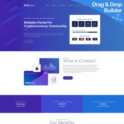 Bootstrap cryptocurrency template free