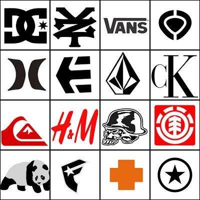 Clothing Logos Logo Wallpaper Clothing Logo Clothing Brand Logos Popular Logos