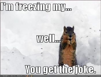 I Hate Snow | FUNNIES | Snow, Hate, Winter