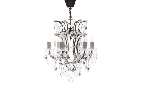Homewares small chandelierscrystal