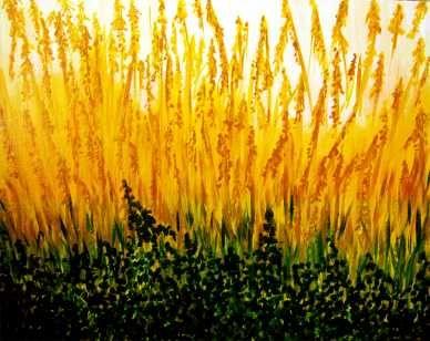 Yellow Grass (painting)