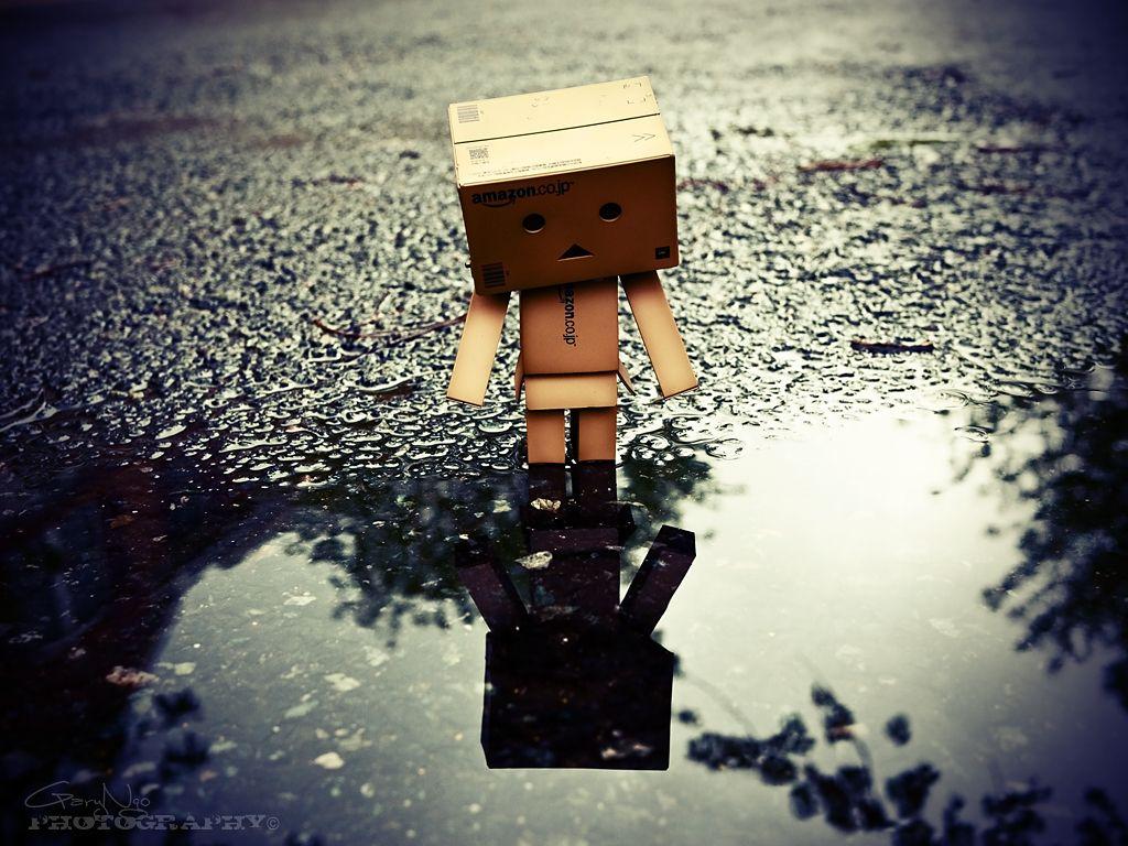Its A Sad Rainy Day By Gary Ngo