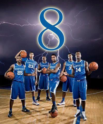 Love my Kentucky Wildcats. 2012 National Champions!!!