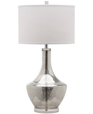 Safavieh Mercury Table Lamp Silver Tiny House Ideas In