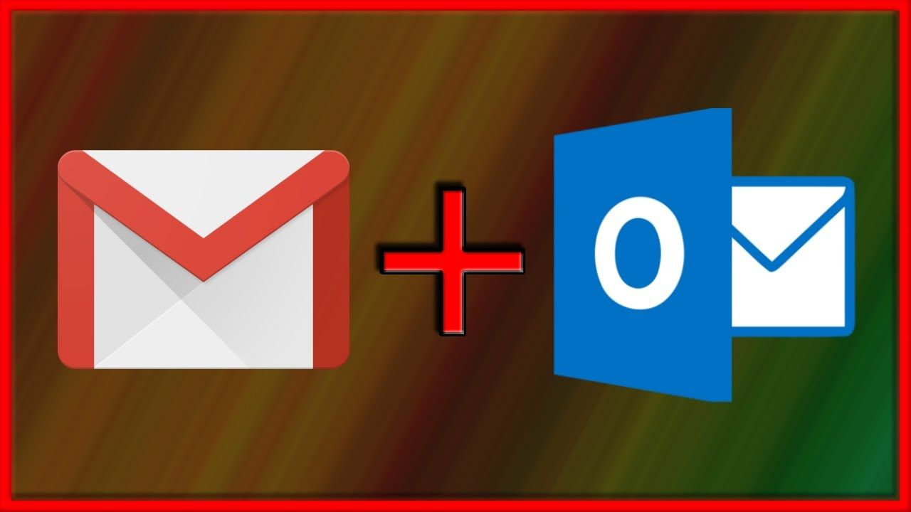 How to configure Gmail account in Outlook 2016 Tutorial