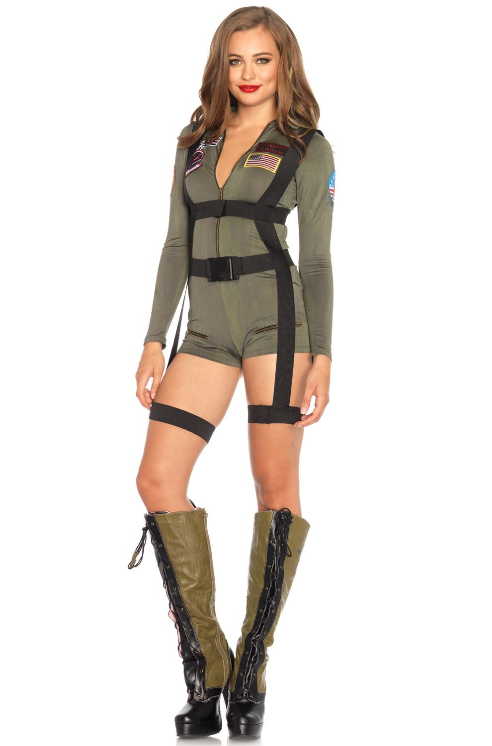 top gun romper adult costume | halloween | pinterest | halloween