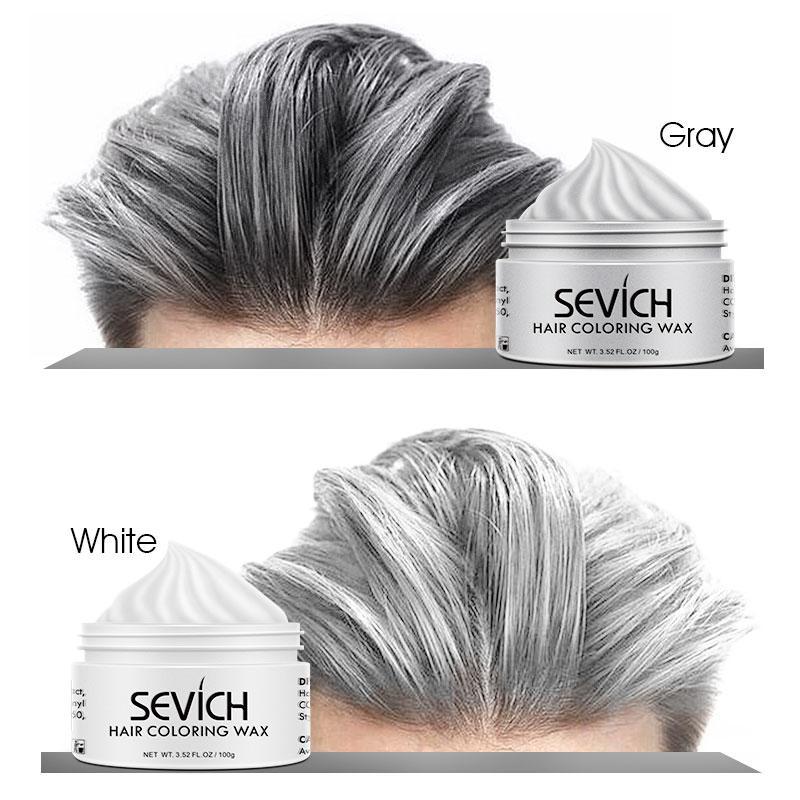 Hair Color Wax Washable Temporary Hair Color Neusouq In 2020 Grey Hair Dye Temporary Hair Dye Temporary Hair Color