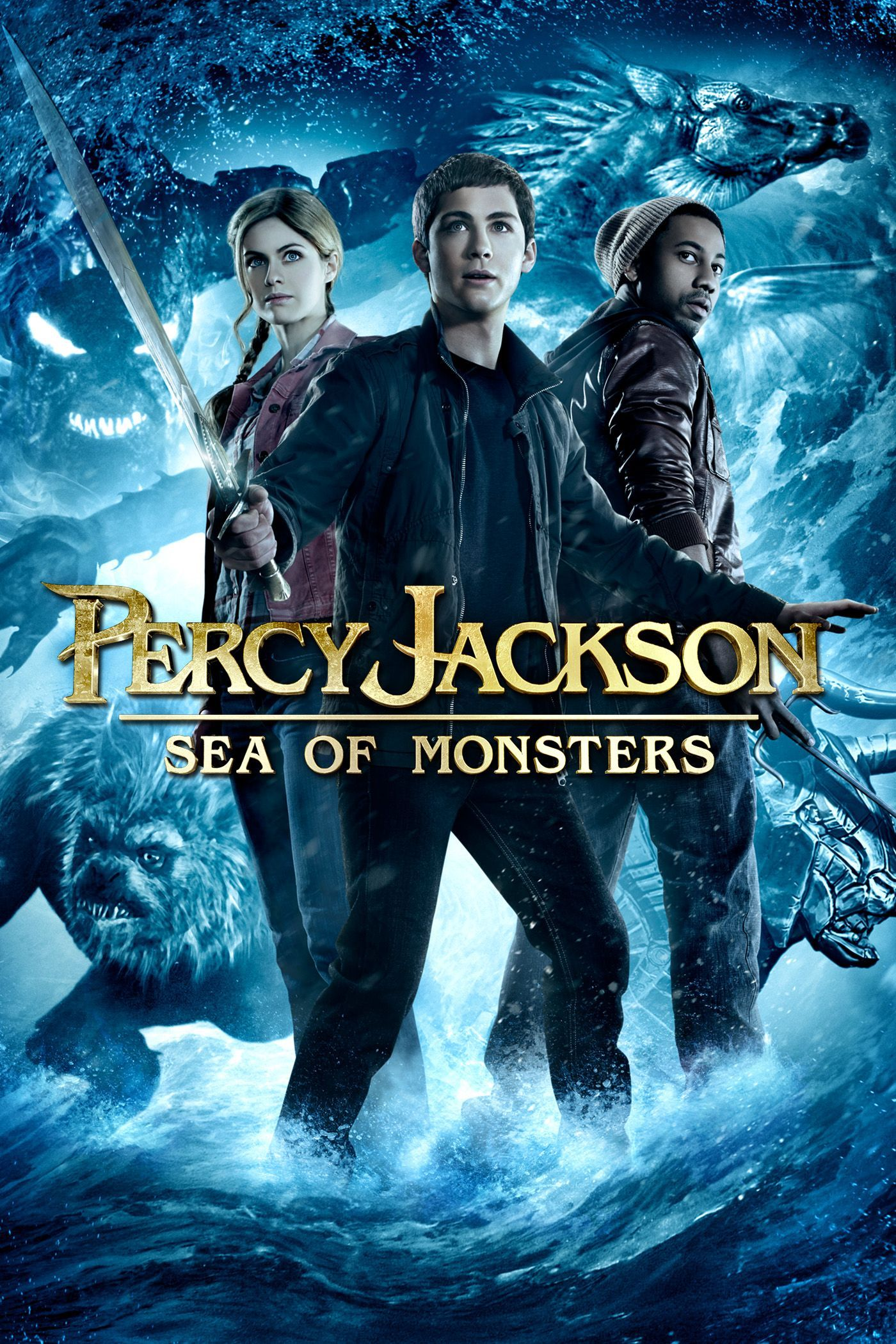 Percy Jackson Sea Of Monsters (2013) Download Movie Dual