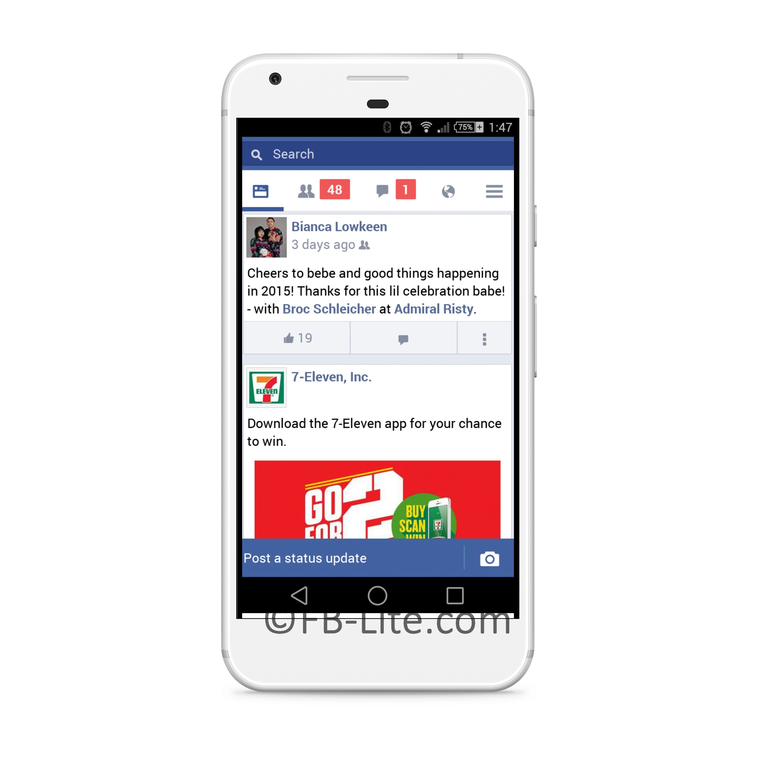 Facebook Lite Download For Android Amp Ios Iphone Amp Ipad 4 9 98 94 113 Votes What Is Facebook Lite Fb Lite The Facebook Lite Version Of Facebook Mo