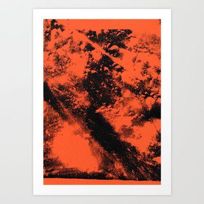 Aliquam Art Print by Diogo Trindade - $22.00