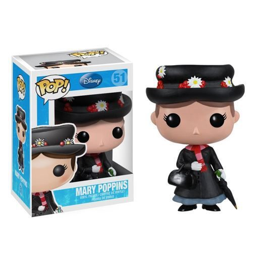 Funko POP! Mary Poppins: Mary Poppins - PlayAndCollect