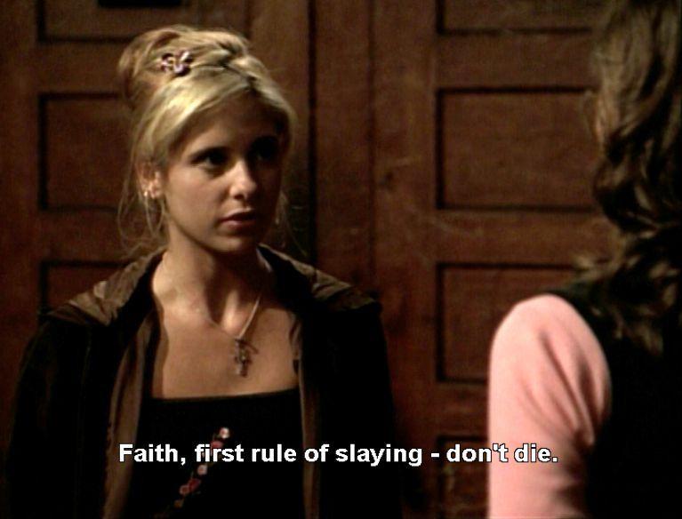 Buffy Faith