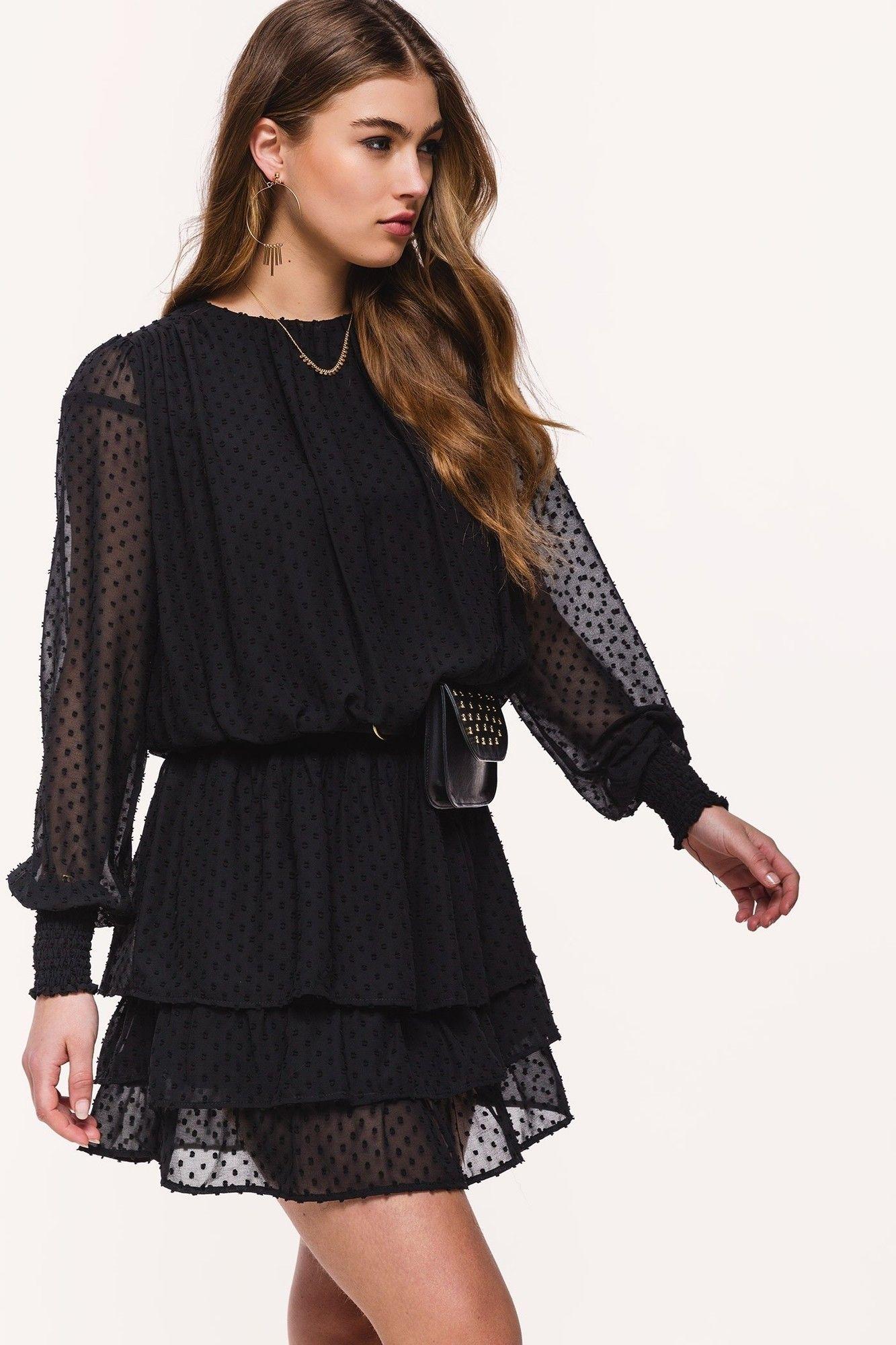d5bc7206 Loavies ruffle dress | Fashion Webshop LOAVIES | Spring 2018 ...