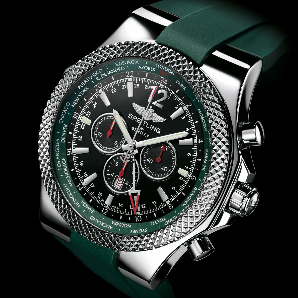 The Watch Quote Photo Breitling Bentley Gmt Chronograph Breitling Bentley Breitling Watches Breitling