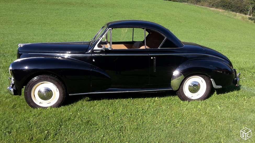 1953 Peugeot 203 coupé (avec images) Peugeot 203