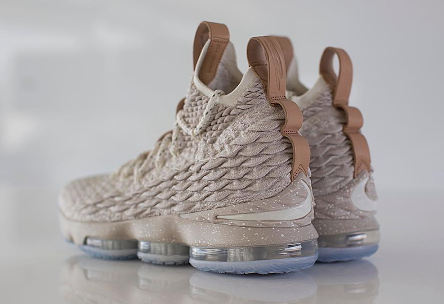 online store 45966 cd215 The Nike LeBron 15 Ghost is featured in new images and it s dropping in  October.