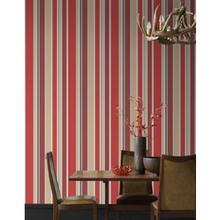 Home Of Colour Empire Flame Red Wallpaper From Homebase Co Uk Empire Wallpaper Homebase Home