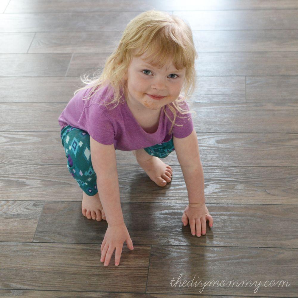 Installing Our Laminate Flooring