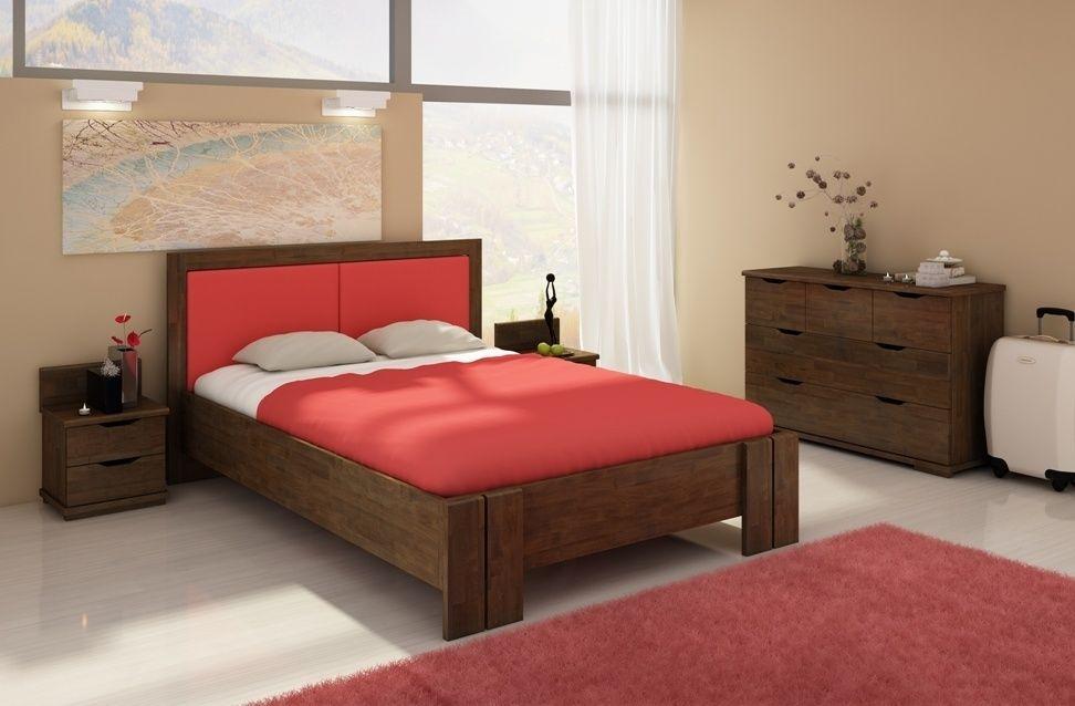 łóżka 160x200 Drewniane łóżko Do Sypialni 150x200 łóżko