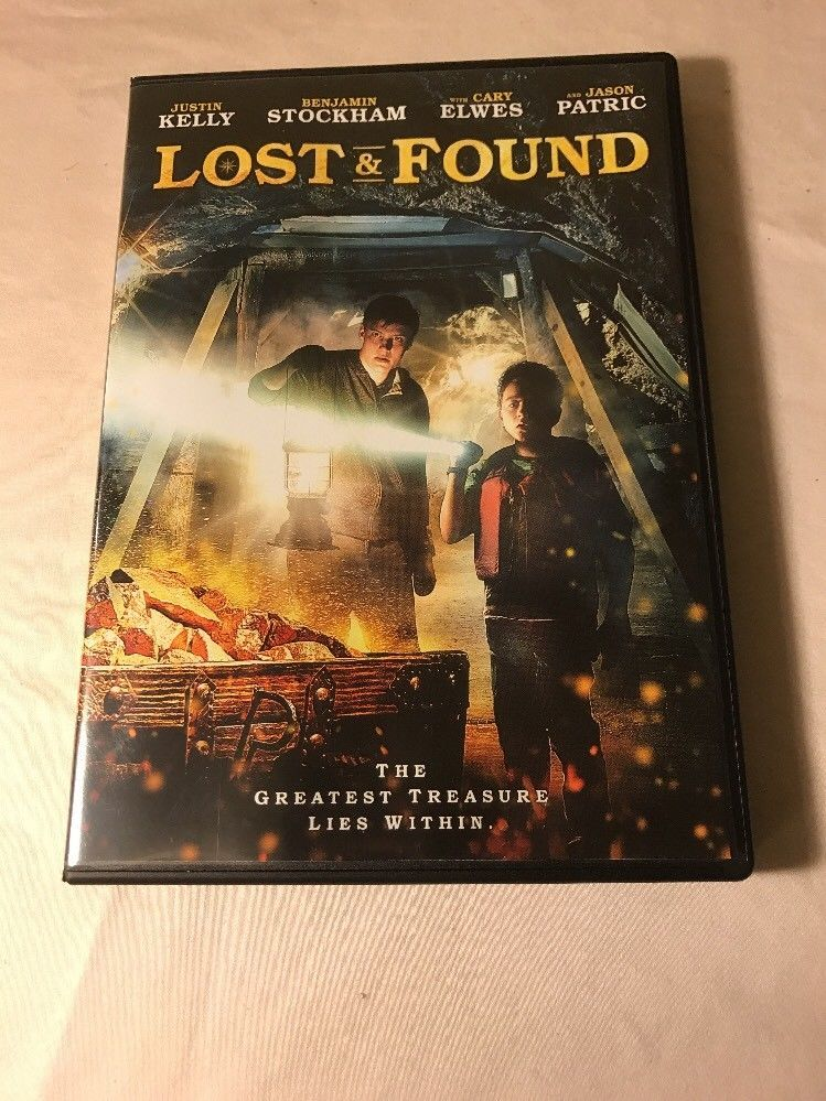 Lost found dvd 2017 justin kelly ben stockham malvernweather Gallery