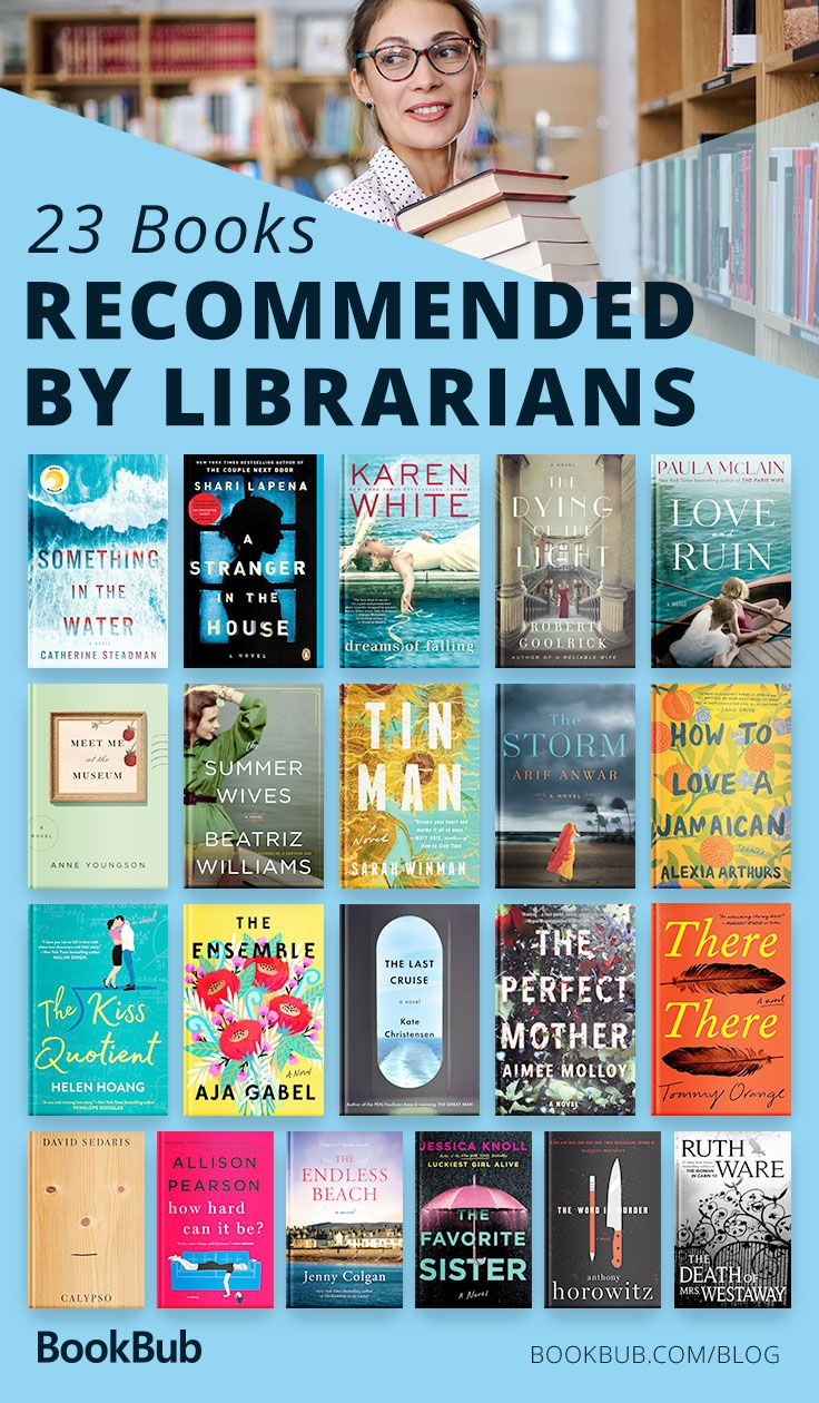 23 Books Librarians Think You Should Read This Summer