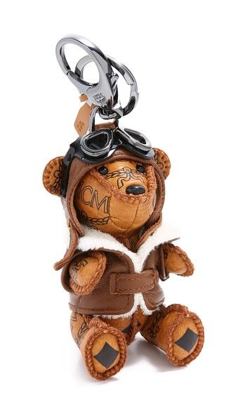 MCM Bear Charm Keychain Mcm Online, Leather Bags, Rabbit, Gloves, Jewelry  Accessories 99a1b901da