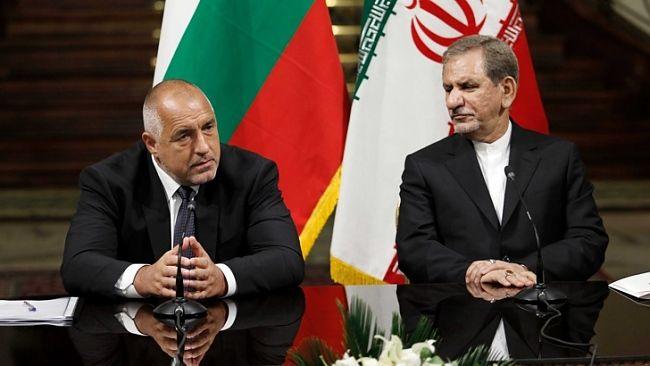 Има политическа воля между Иран и България да задълбочат взаимоотношенията си. Така министър-председателят Бойко Борисов обобщи разговорите си с първия вицепрези