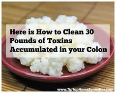 How to Cleanse Your Colon in 21 Days with 2 Cheap and Mighty Ingredients? #coloncleanse #detox