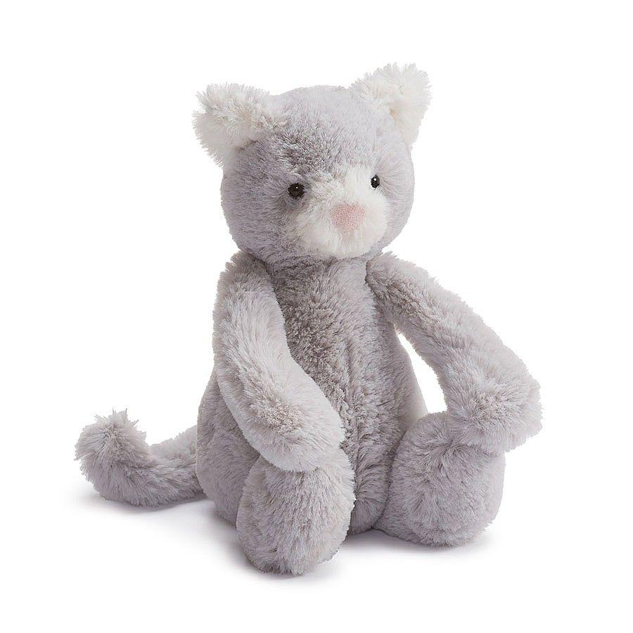 Buy Bashful Kitty Tabby Kitten Stuffed Animal Cat Jellycat