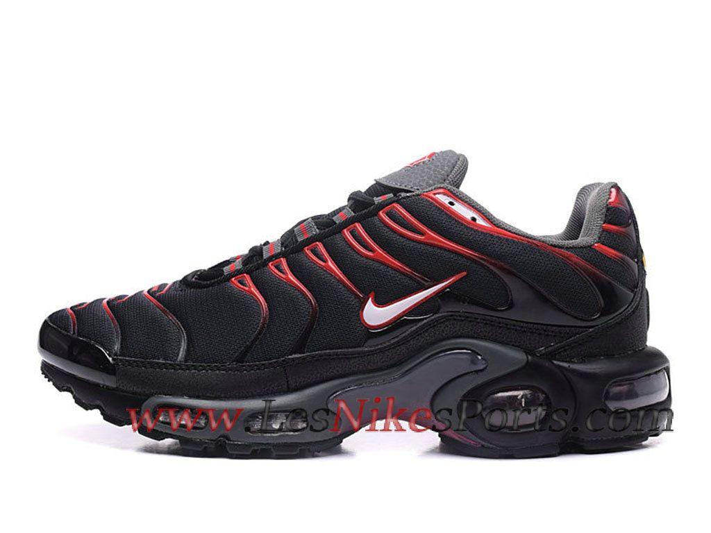 huge discount af9c2 42dd5 Basket Nike Air Max Plus Chaussures Tn Requin Pas Cher Pour Homme noire  Rouge - 1809140332 - Le Nike Officiel Site. LesNikeSports.com (FR)
