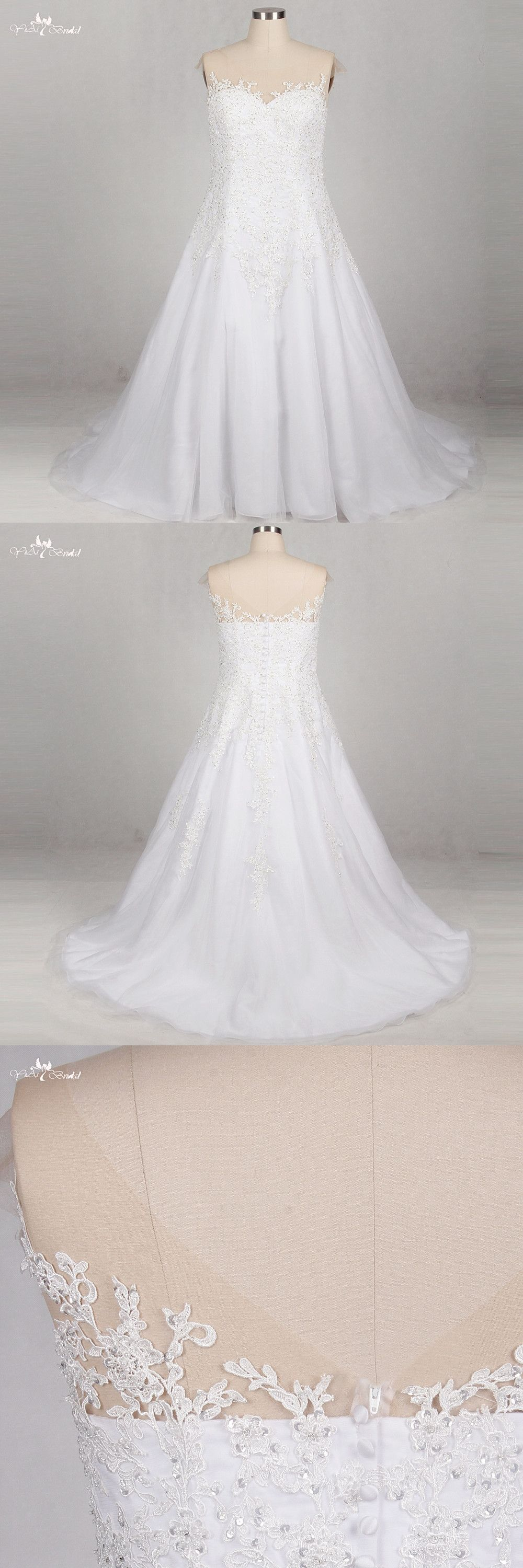 RSW1195 Real Pictures Yiaibridal Alibaba Retail Store Cheap-Wedding ...