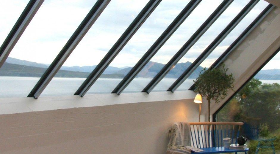 Wall window design, Scotland