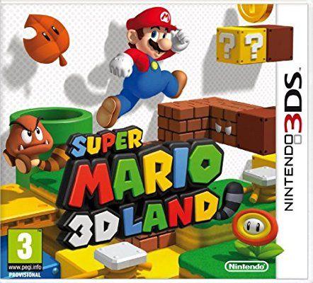 Super Mario 3d Land Nintendo 3ds With Images Super Mario