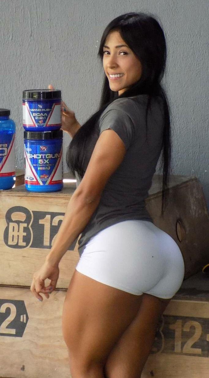 Nice round tight ass