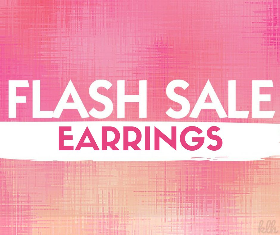New CUSTOMERS Join my FB Group for occasional Flash Sales