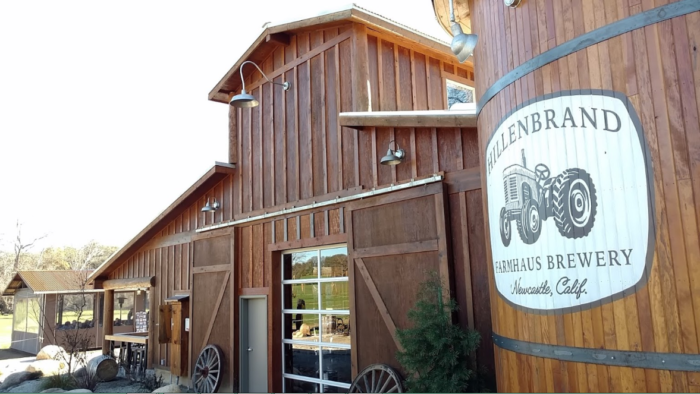 Hillenbrand Farmhaus Brewery In The Mountains Of Northern