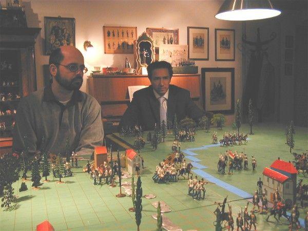 http://www.gisbert-freber.de/roer05.jpg Dr. Roer Schlachtenspiele mit Zinnfiguren