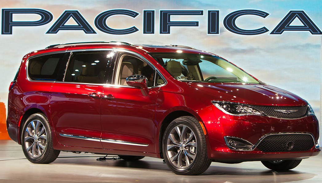 2018 Chrysler Pacifica Colors Release Date Redesign Price The Is S