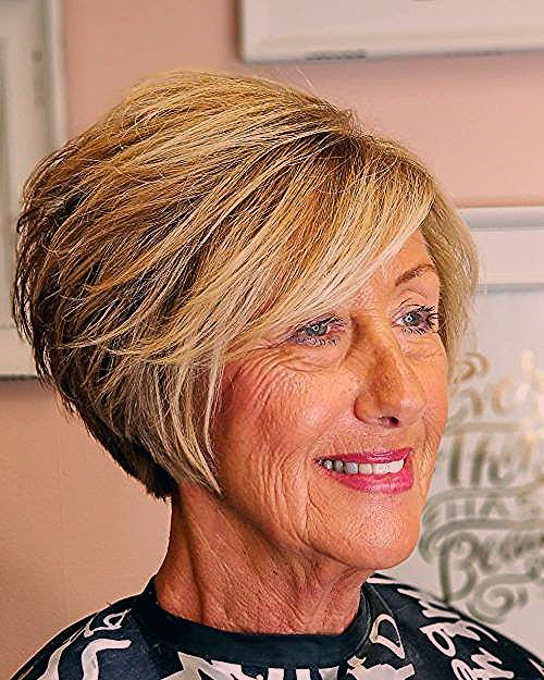 Photo of 18 Best Hairstyles for Older Women – Easy Youthful Haircuts