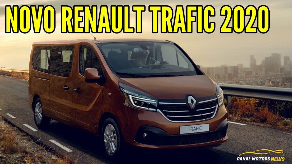 2021 Renault Trafic Rumors Renault trafic, Renault