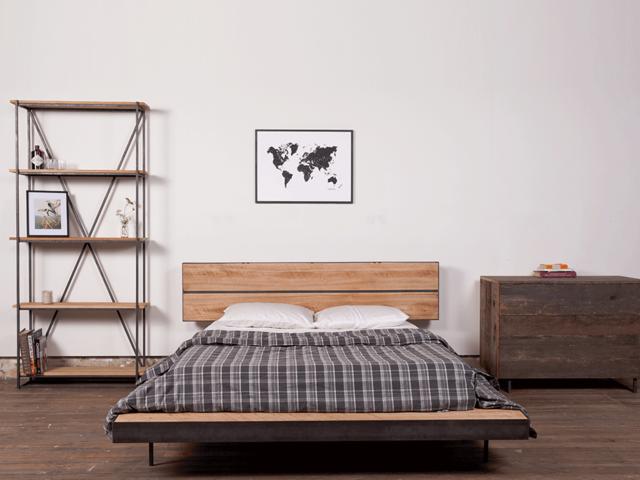 Platform Bed by Second Origin | Home Decor Inspiration | Pinterest ...