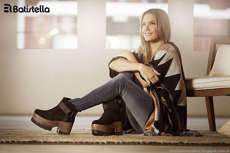 Zapatillas Zapatos Y Botas Invierno 2015 Batistella Moda Y Comodidad En Calzado Casual Urbano Moda Otoño Moda Otoño Invierno 2015 Moda