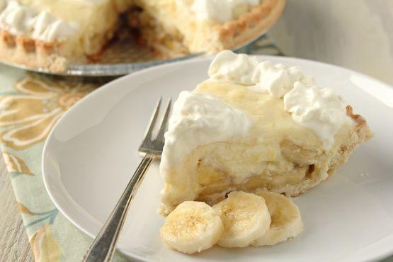 Banana Cream Pie Recipe - Food.com