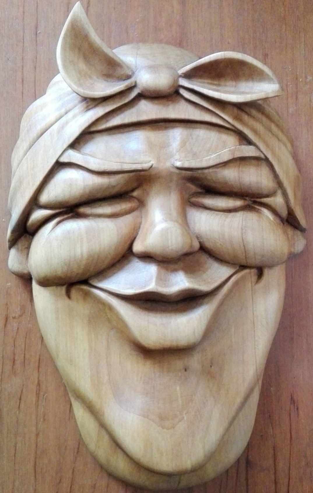 резьба по дереву маски фото отмечают, что хищник