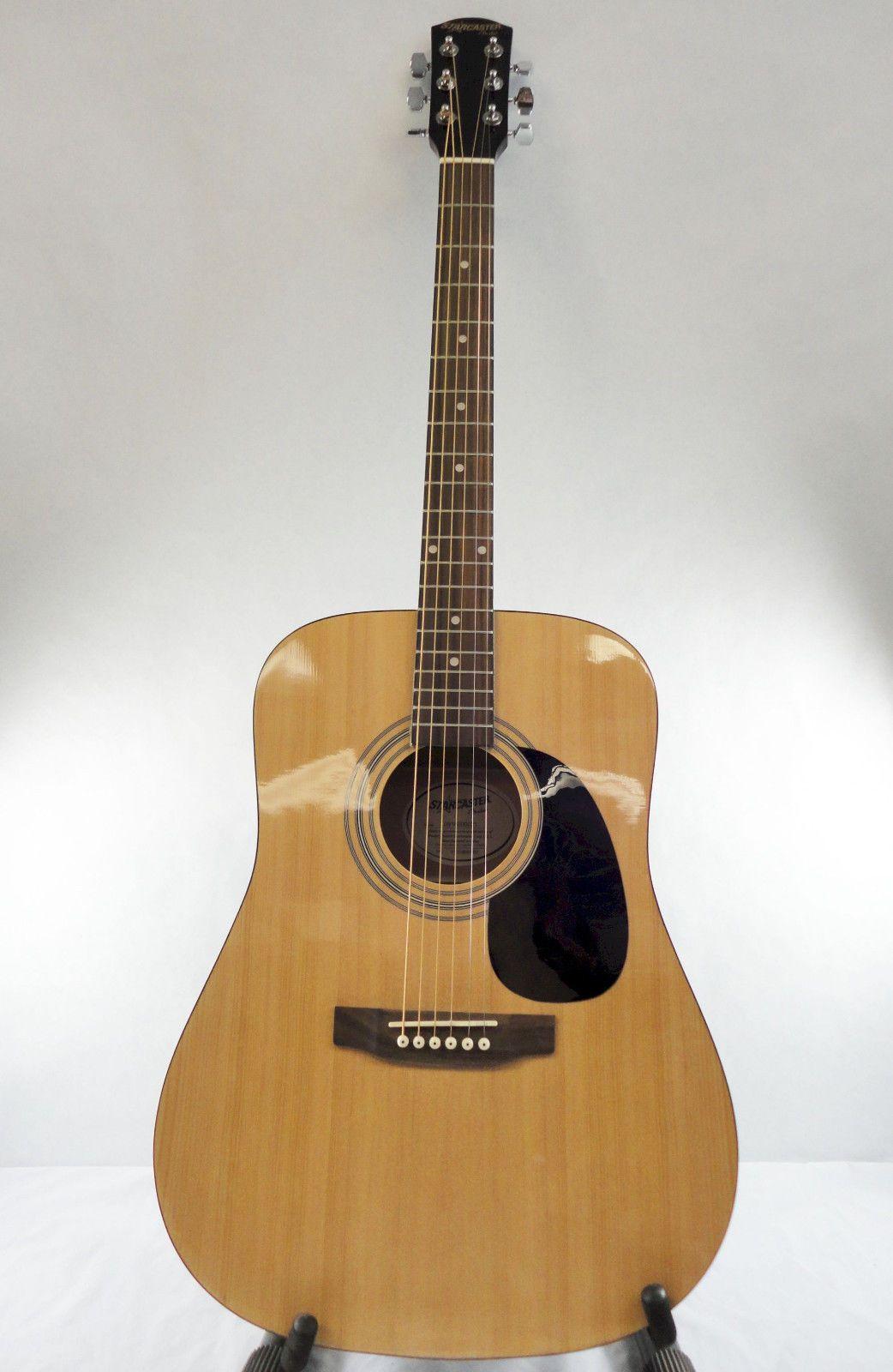 Fender Starcaster Acoustic Guitar 0916000021 No Reserve Price