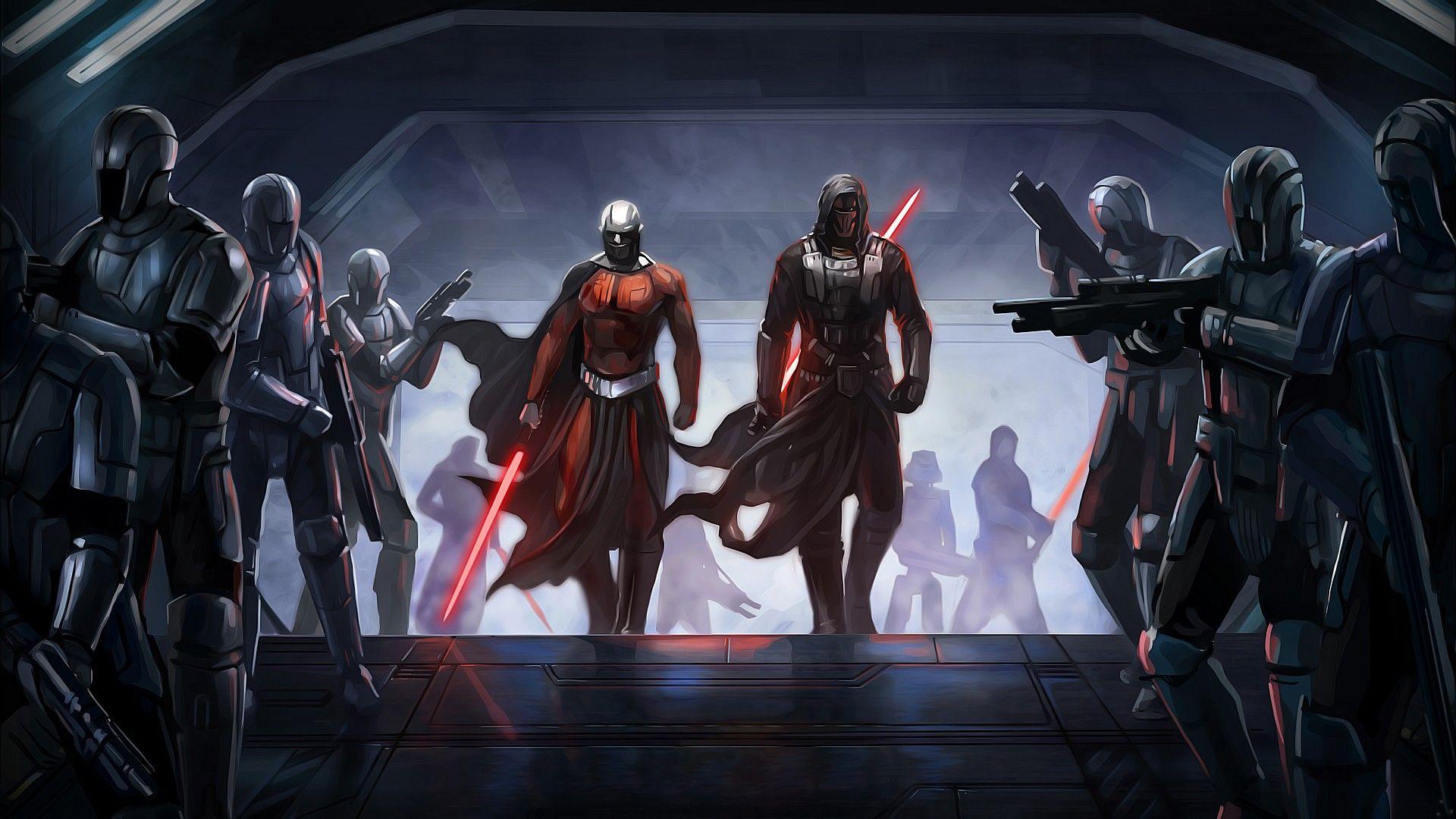 Dark Jedi Star Wars The Old Star Wars Kotor Star Wars Wallpaper